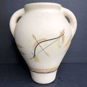 """11"""" Native American Indian Pottery Vase signed"""